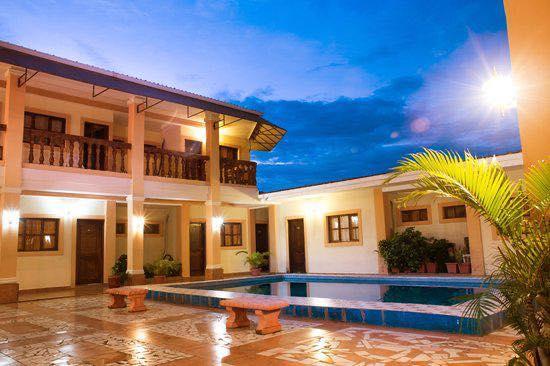 HOSTAL y HOTEL RESIDENCIAL MAYALES, MANAGUA,NICARAGUA