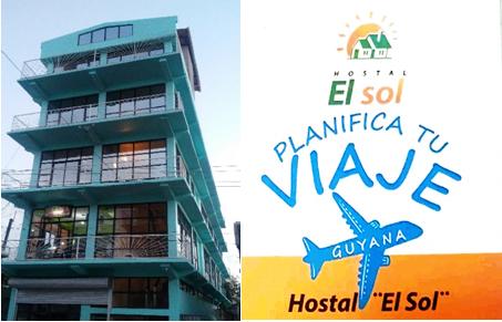 Hostal El Sol, Georgetown, Guyana