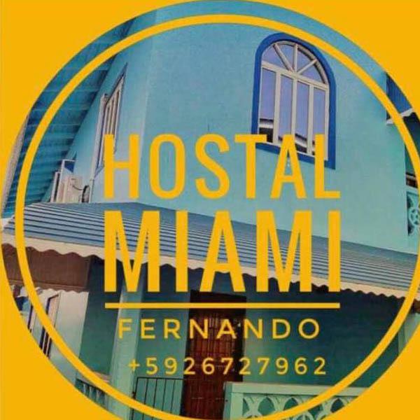 Esta imagen solo sirve como inf. de contacto. El Hostal Miami esta actualizando su información.