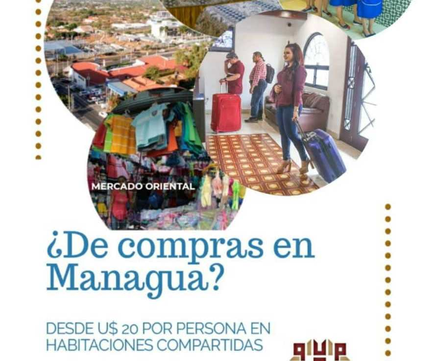 HOTEL CASA PILAR en Managua,Nicaragua