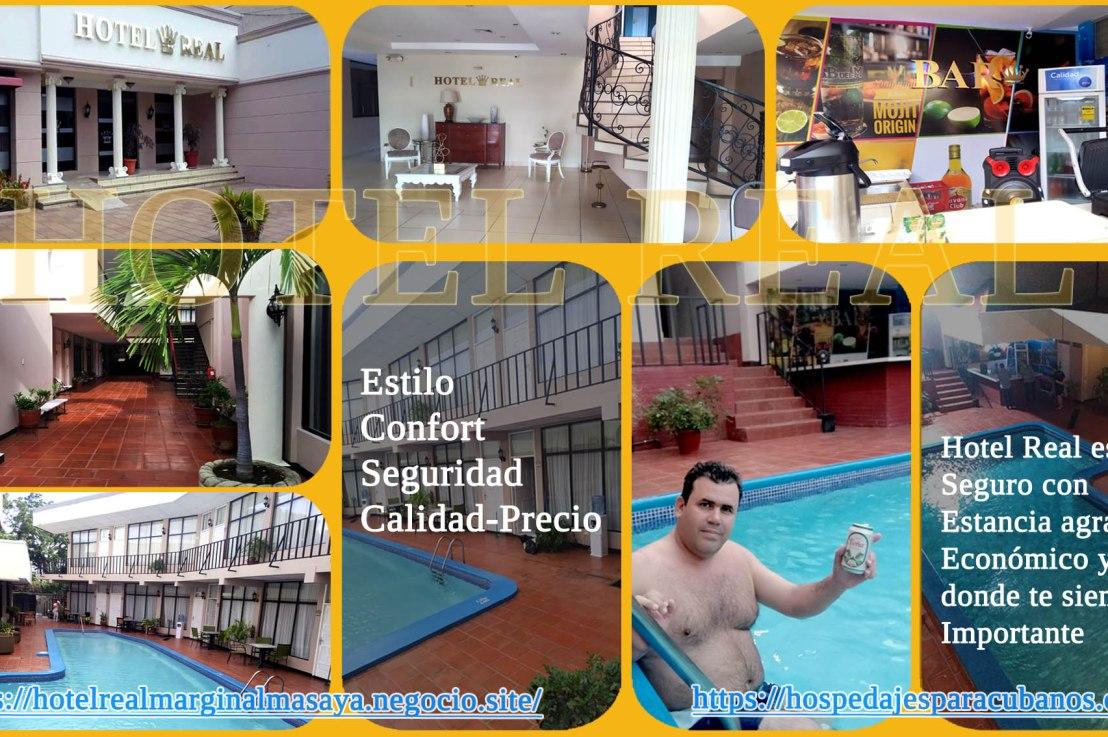 HOTEL REAL, MANAGUA, NICARAGUA:¡Vívelo!