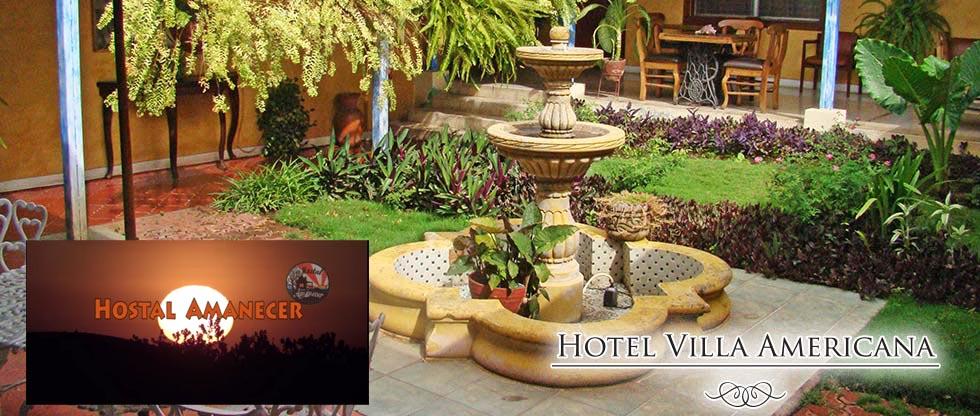HOSTAL AMANECER en  HOTEL VILLA AMERICANA, Managua,Nicaragua