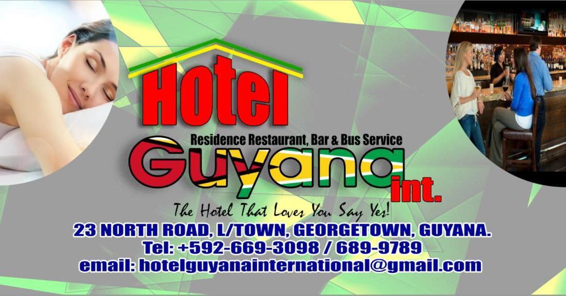 Hotel Guyana Internacional, Georgetown,Guyana