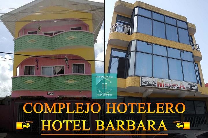HOTEL BARBARA, GEORGETOWN, GUYANA