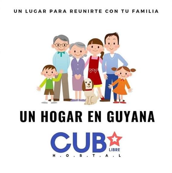 Hostal Cuba Libre, Georgetown, Guyana
